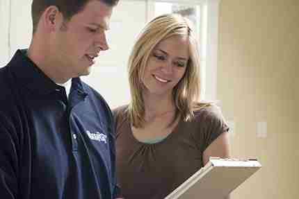 Professional Hinterland carpet and upholstery cleaners are committed to customer satisfaction - image