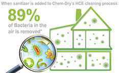 About ChemDry Carpet and Upholstery Cleaners